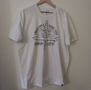 Hurley NWOT- Men's Size Large Surfer Graphic Tee